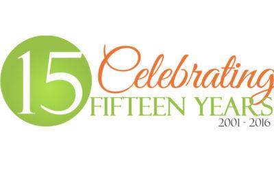 Celebrating 15 Years at EZY Marketing!