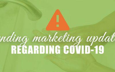 Marketing Updates and COVID-19