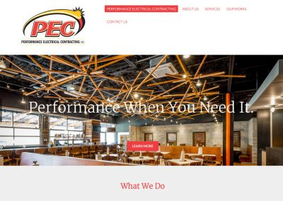Performance Electrical Contracting
