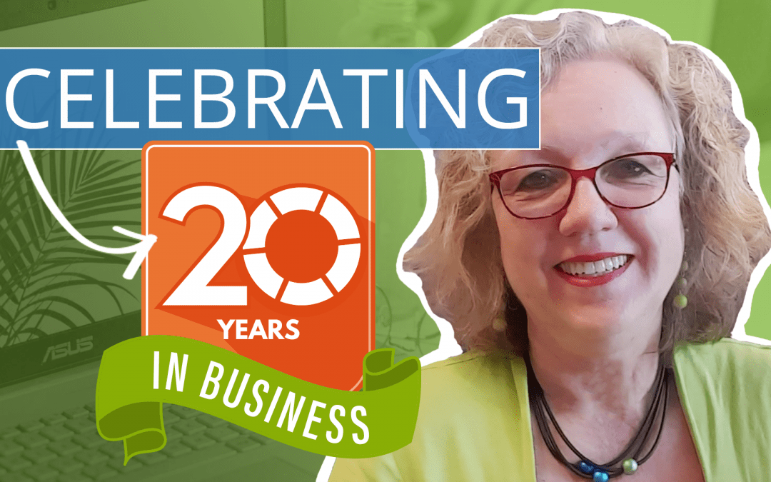 EZY Marketing Celebrates 20 Years!