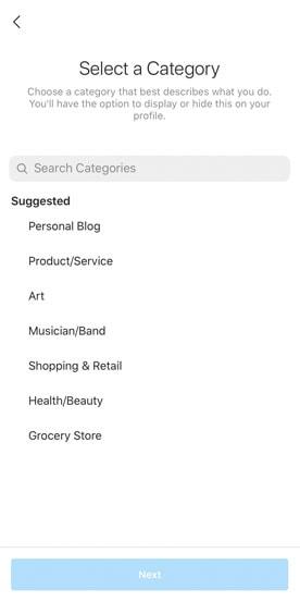 Small Business Digital Marketing on Instagram