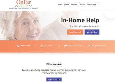 OnPar Website